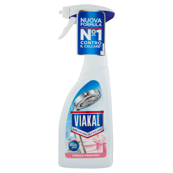 VIAKAL SPRAY ANTICALCARE 500 ML PROFUMATO