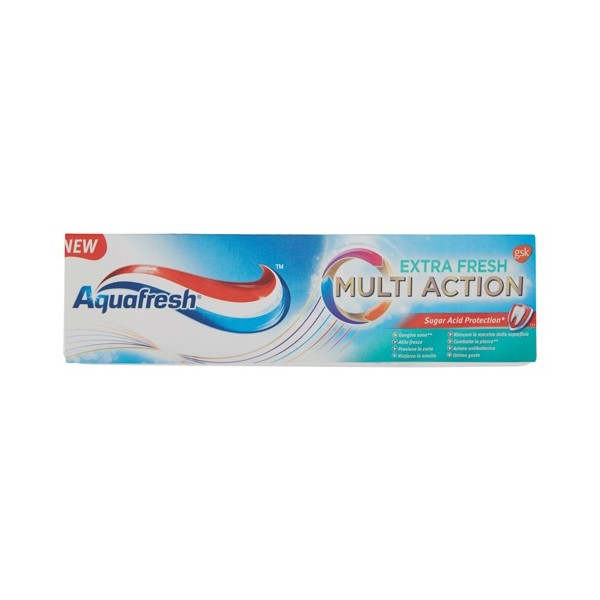 AQUAFRESH DENTIFRICIO MULTI-ACTION 75 ML FRESH