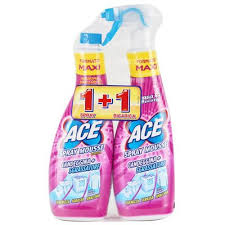 ACE SPRAY CANDEGGINA MOUSSE + RICARICA 750 ML IGIENIZZANTE