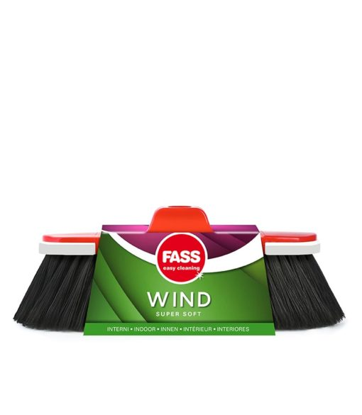 FASS SCOPA SUPER SOFT WIND CON PARACOLPI (2027)
