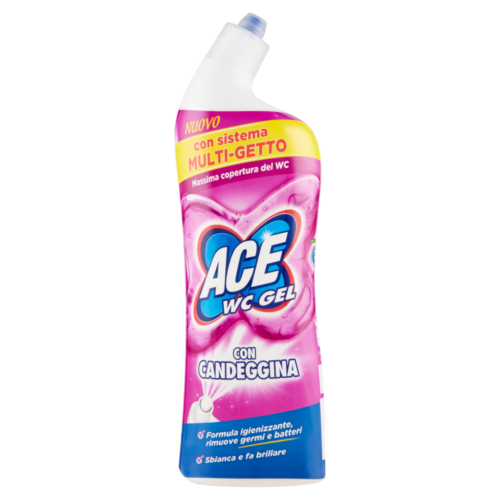 ACE WC GEL CANDEGGINA 700 ML IGIENIZZANTE