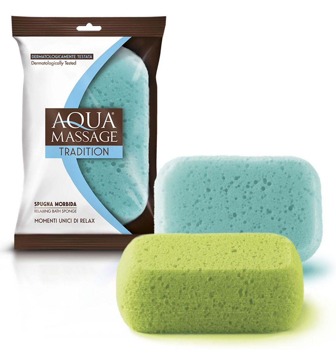 ARIX SPUGNA AQUA MASSAGE SOAP MORBIDA COLOR 625