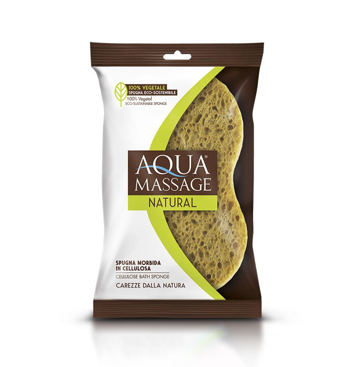 ARIX SPUGNA AQUA MASSAGE NATURAL MORBIDA  132