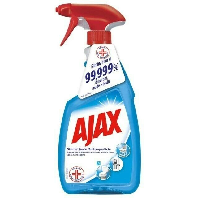 AJAX SPRAY DISINIFETTANTE 750 ML