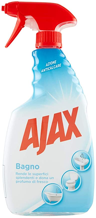 AJAX SPRAY BAGNO 500 ML