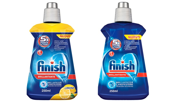 FINISH BRILLANTANTE 250 ML REGOLARE