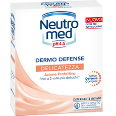 NEUTROMED SAPONE INTIMO 200 ML DELICATEZZA