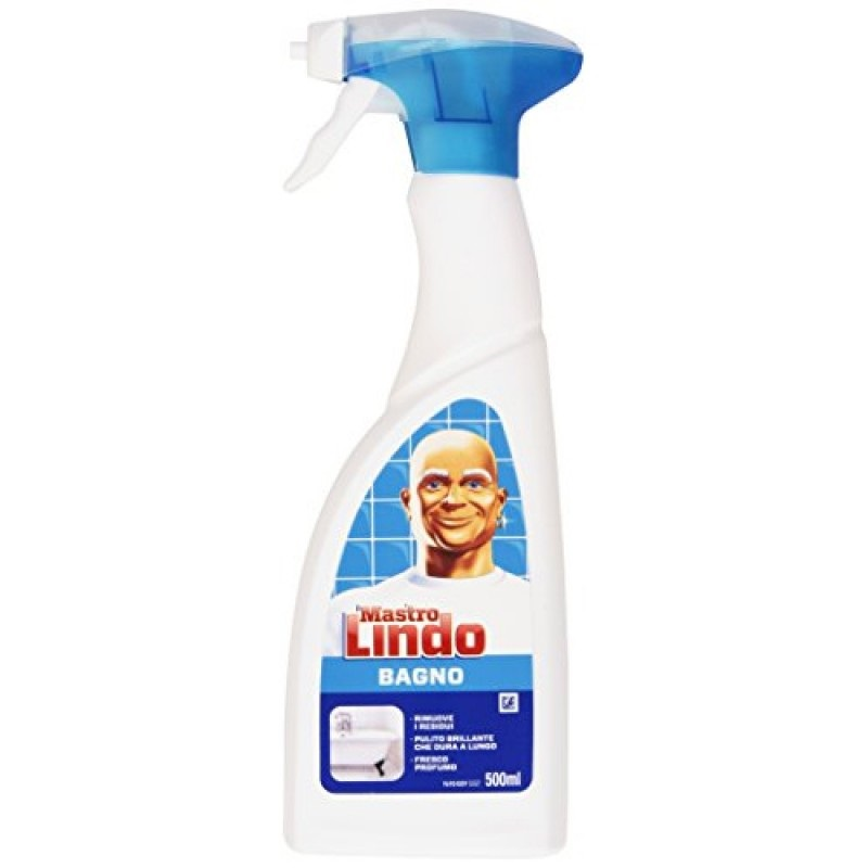MASTRO LINDO SPRAY BAGNO 500 ML