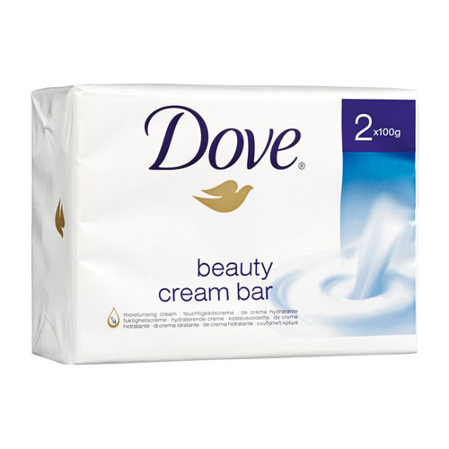 DOVE SAPONETTE CREAM BAR X2 ORIGINAL
