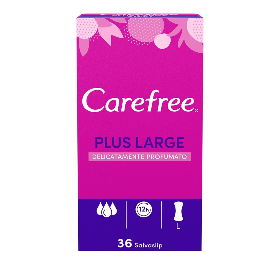 CAREFREE ASSORBENTI MAXI DISTESO 36 PZ