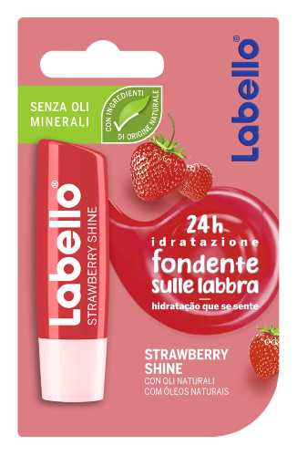 LABELLO BURROCACAO STRAWBERRY SHINE 5.5 ML