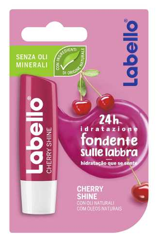 LABELLO BURROCACAO CHERRY SHINE 5.5 ML