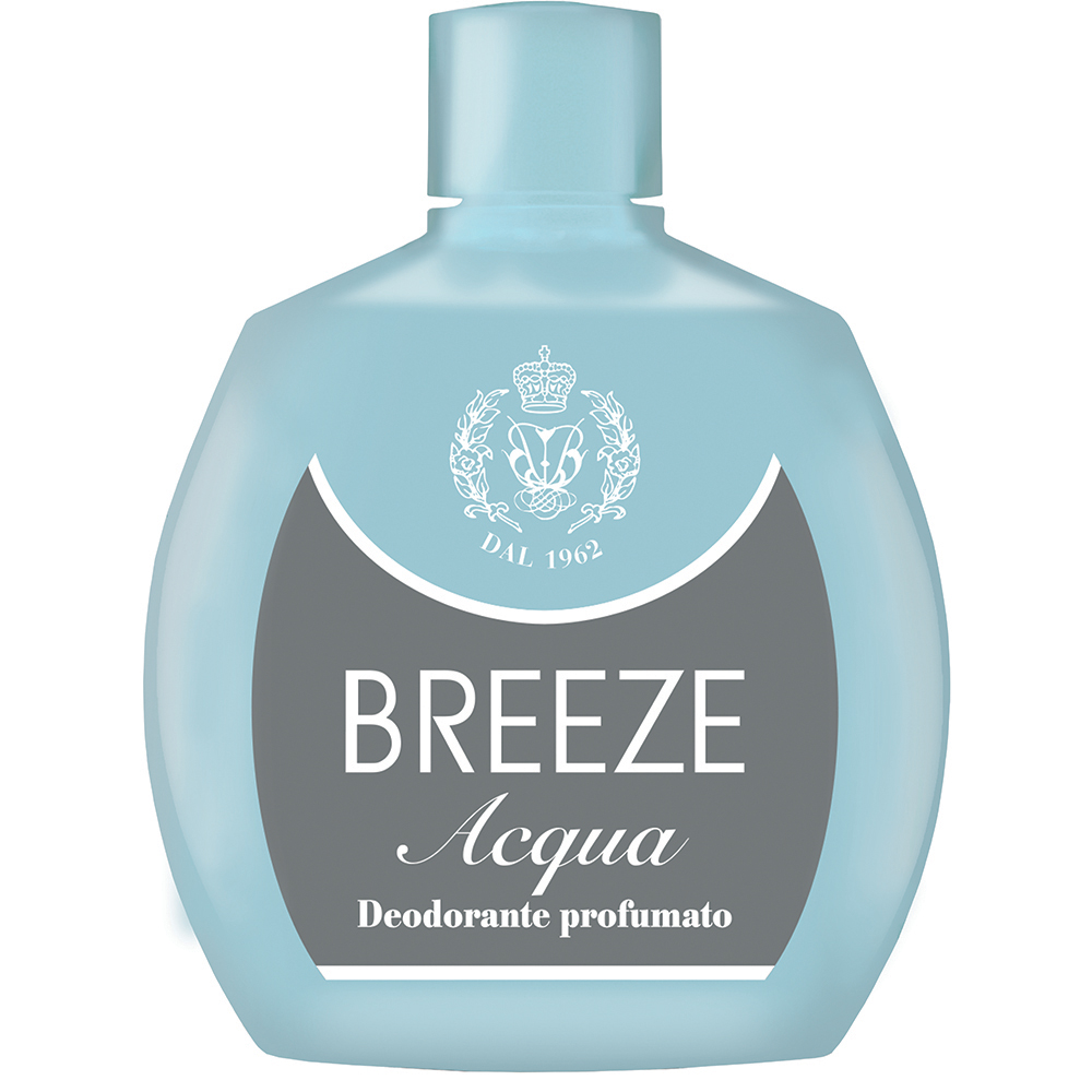 BREEZE DEO SQUEEZE ACQUA 100 ML