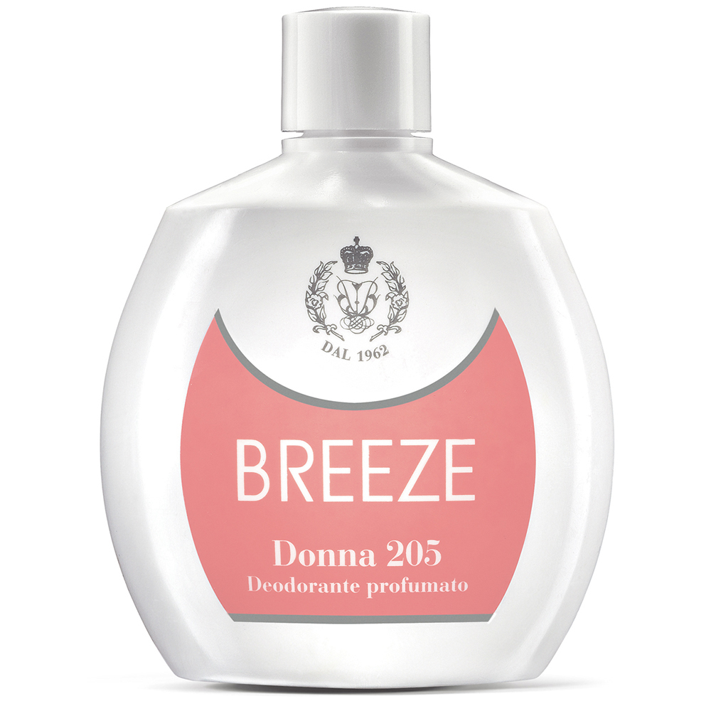 BREEZE DEO SQUEEZE DONNA 205 100 ML