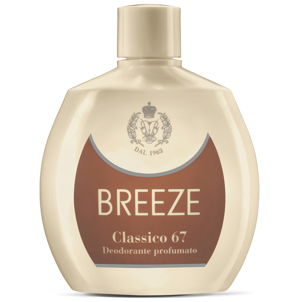 BREEZE DEO SQUEEZE CLASSICO 67 100 ML